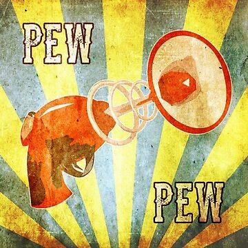 Pew pew! by burghfieldfripp