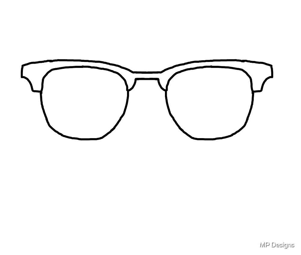 Ray Ban Sunglasses Outline