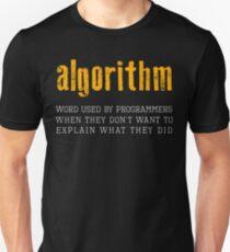 Programmer - Algorithm T-Shirt