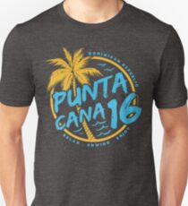 Punta Cana 2016 Dominican Republic Unisex T-Shirt