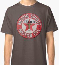 Vintage Texaco Motor Spirit Logo  Classic T-Shirt