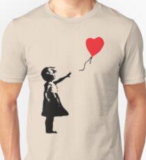 heart shaped balloon T-Shirt