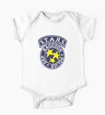 S.T.A.R.S. - RACCOON POLICE DEPT. - RESIDENT EVIL One Piece - Short Sleeve