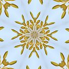 Regal Gold and Blue by ScaleDesigns