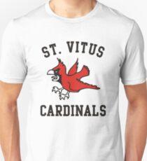 St Vitus Cardinals Basketball Team Unisex T-Shirt