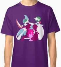 Ralts Kirlia Gardevoir Gallade Evolution Classic T-Shirt