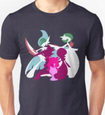 Ralts Kirlia Gardevoir Gallade Evolution T-Shirt