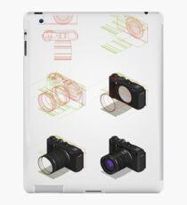 isometric drawing tutorial iPad Case/Skin