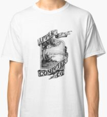 First Apple logo Classic T-Shirt