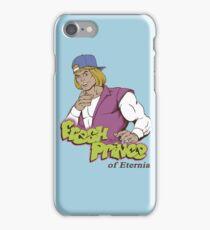 FRESH PRINCE OF ETERNIA - PRINCE ADAM iPhone Case/Skin