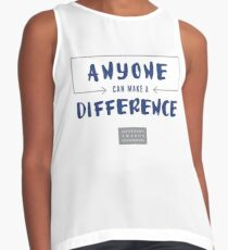 Anyone Can Make a Difference Belief Statement Contrast Tank