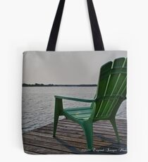 On the waterfront... Tote Bag