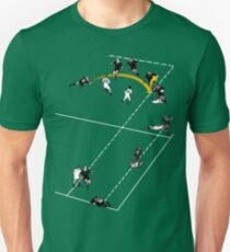 New Zealand Try 1995 - Rugby T-Shirt