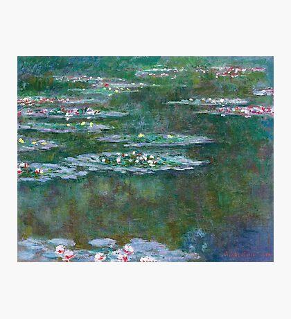 Claude Monet - Water Lilies 5 Photographic Print