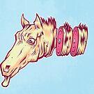 Ham Horse  by strangethingsA