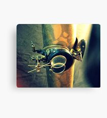 Steampunk Goggles 2.0 Canvas Print