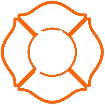 Detroit Fire Dept. Logo by amazingshop