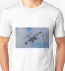 A400M Atlas military transport aircraft Unisex T-Shirt