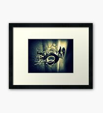 Steampunk Goggles 2.2 Framed Print