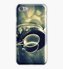 Steampunk Goggles 2.2 iPhone Case/Skin
