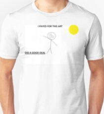 Ironic Meme master 420 T-Shirt