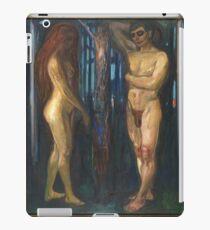 Edvard Munch - Metabolism iPad Case/Skin