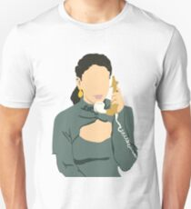 A Different World - Whitley Gilbert Pop Art  T-Shirt