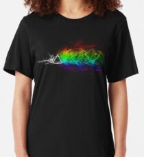 Pink Floyd - The Dark Side Of The Moon Slim Fit T-Shirt