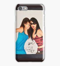 Aaliyah and Left Eye iPhone Case/Skin