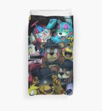 Five Nights at Freddy's 2 Duvet Cover