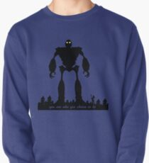 Iron Giant - Choose Who You are Pullover
