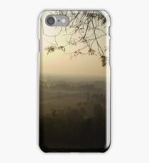 Misty Morning in Vicenza iPhone Case/Skin