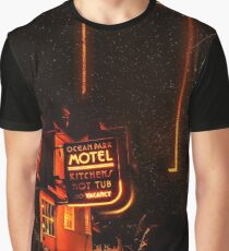 Motel Dreams Graphic T-Shirt