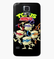 Tofus ninja Case/Skin for Samsung Galaxy