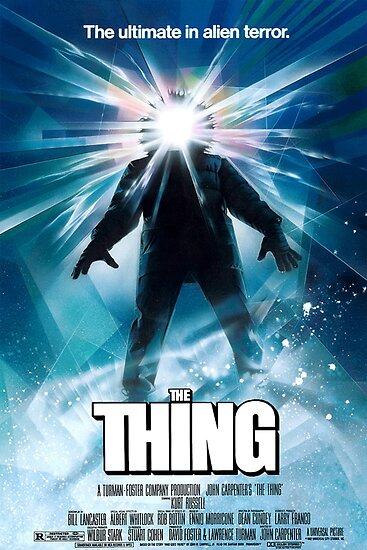 The Thing by GnomeRockCinema