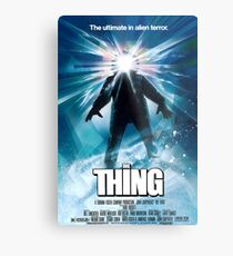 The Thing Metal Print