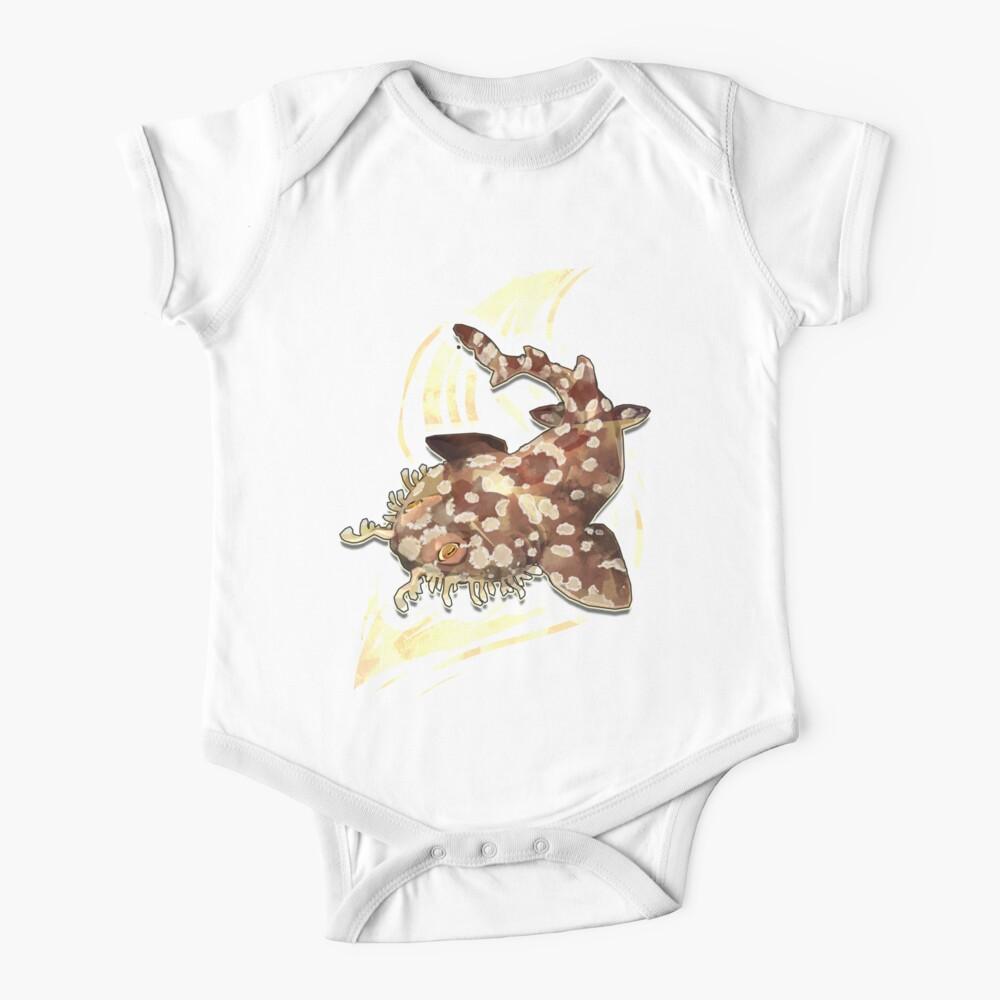 Tiburón Wobbegong Body para bebé