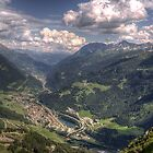 Mountain pass by Thea 65