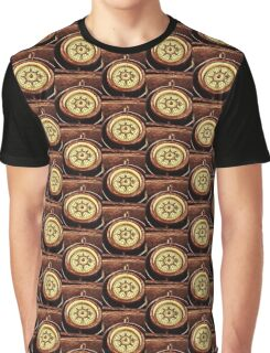 Compass Graphic T-Shirt