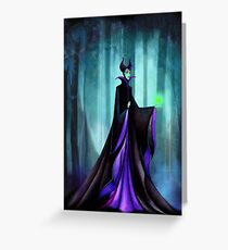 Wicked Queen Greeting Card