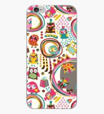 Cute Owls iPhone Case