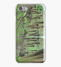 """Cypress knee's"" iPhone Case/Skin"
