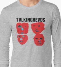 Talking Heads - Remain in Light Long Sleeve T-Shirt