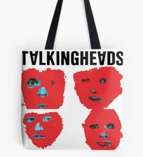 Talking Heads - Remain in Light Tote Bag