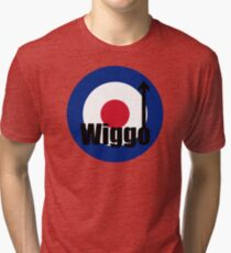 Wiggo Mod Tri-blend T-Shirt