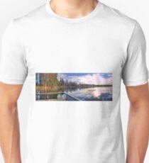 Sunrise at Kassasjön Unisex T-Shirt
