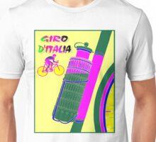 """GIRO D ITALIA BICYCLE"" Racing Advertising Print Unisex T-Shirt"