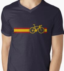 Bike Stripes Spanish National Road Race T-Shirt
