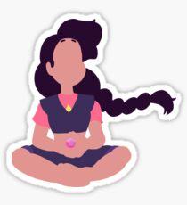 Stevonnie Meditating Sticker