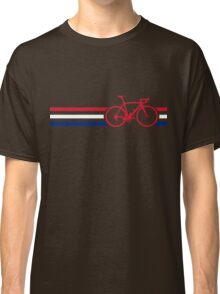 Bike Stripes British National Road Race v2 Classic T-Shirt